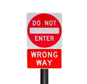 La elección del caminos milagrosos son una elección errónea que no deberías de tomar.