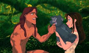 Imagen de la película Tarzan de Disney (1999)