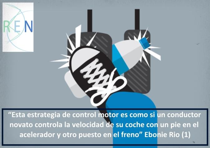 estrategias de control motor acelerador freno