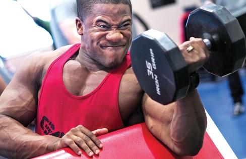 biceps entreno