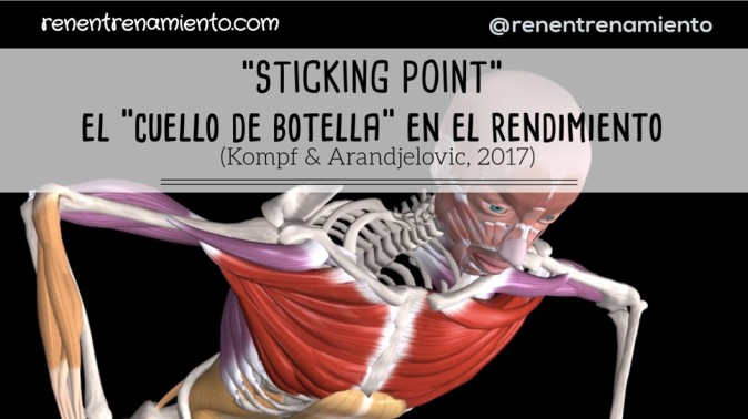 STICKING POINT. RENENTRENAMIENTO
