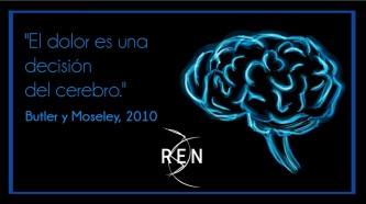 El dolor es una decisión del cerebro